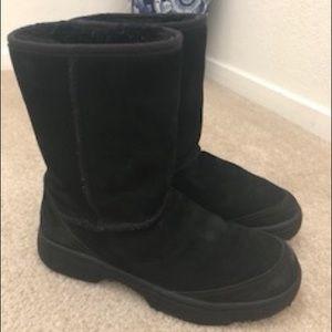 UGG Australia Ultimate Short Boots